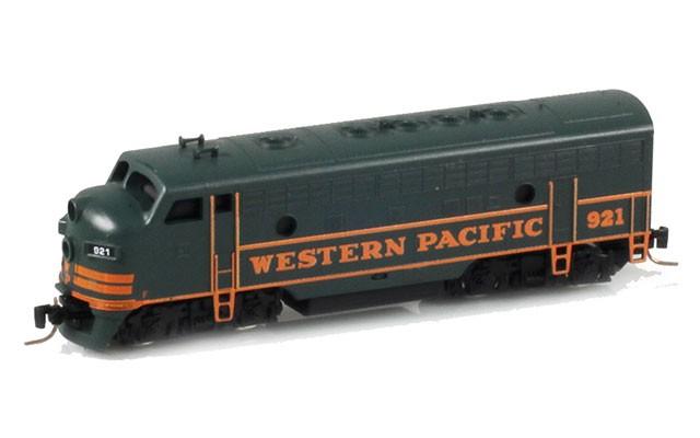 Micro-Trains EMD F7 A powered 98001292
