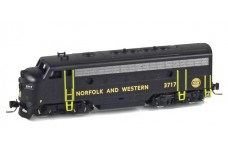Micro-Trains EMD F7 A powered 98001342