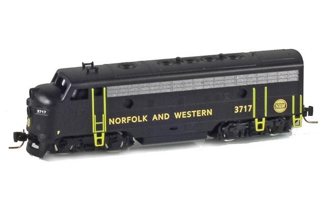 Micro-Trains EMD F7 A powered 98001342