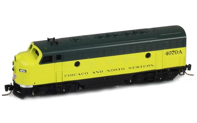 Micro-Trains EMD F7A 98001381
