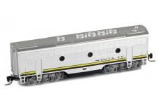 Micro-Trains EMD F7 B 98002106