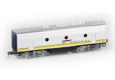 Micro-Trains EMD F7 B powered 98002280