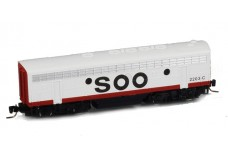 Micro-Trains F7 B Powered 98002361