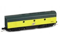 Micro-Trains EMD F7B 98002382