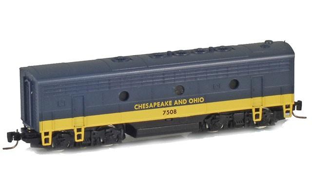 Micro-Trains EMD F7B 98002402