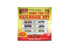 Micro-Trains UP EMD F7 Starter Set 14005SET