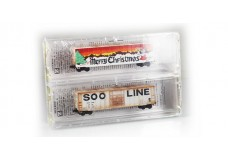 Micro-Trains 50' Boxcar Weathered Set 51144180