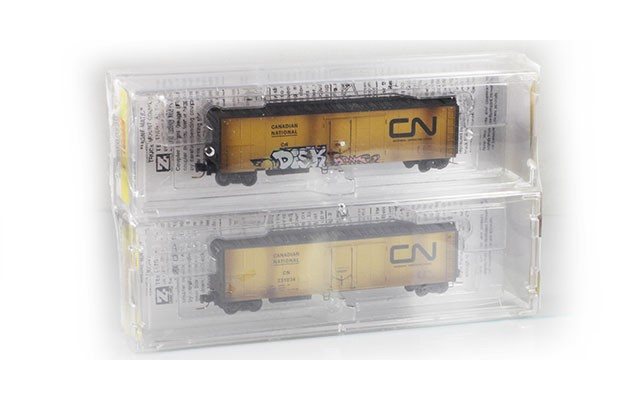 Micro-Trains Mechanical Reefer Set 54844020