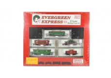 Micro-Trains Evergreen Express Holiday Set 95140035
