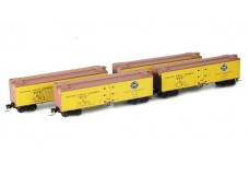 Micro-Trains Pacific Fruit Express runner pack 99400040