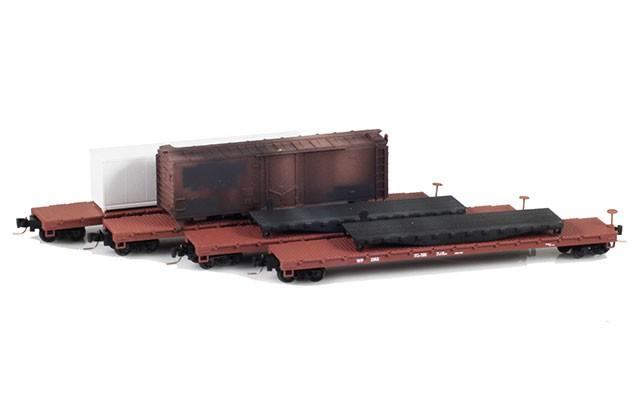 Micro-Trains Wreck train runner pack 99400067