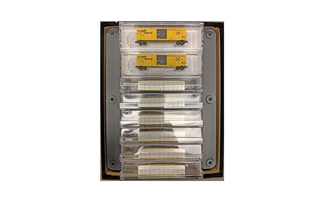 Micro-Trains Railbox Eight-pack 99400811