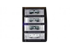 Micro-Trains Linde 40' boxcar set 99401180
