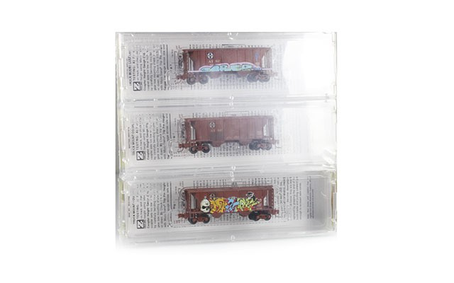 Micro-Trains PS2 weathered runner pack 99405100