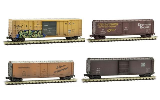 Micro-Trains Z Western Grab Bag 99502201