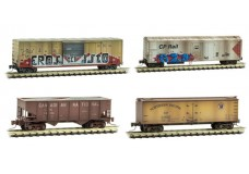 Micro-Trains Z Northern Grab Bag 99502202