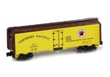 Pennzee Steel side reefer 2011-1