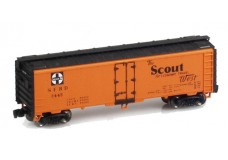 Pennzee Steel side reefer PZ2012-2