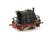 Railex Glassbox steam locomotive class 98 1012DR