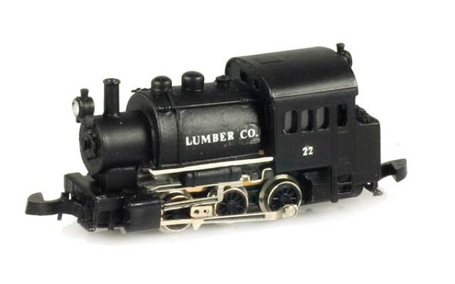 Aspen Lumber Co. 0-6-0 30062