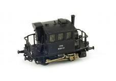Railex Glass box steam locomotive class BR 98 RLX2992