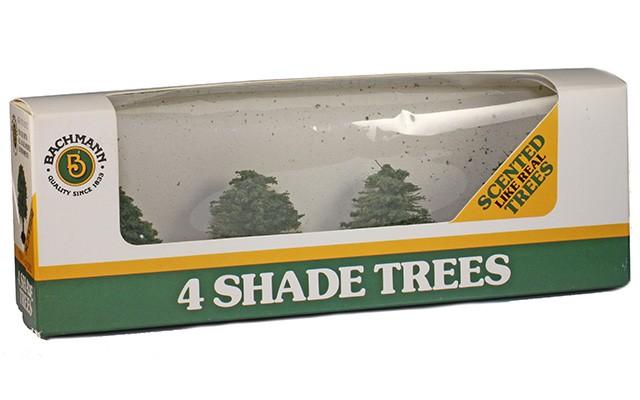 Bachmann 4 Shade Tress 49-2382