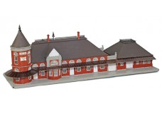 Micron-Art Baltimore & Ohio passenger station 1016-rtr