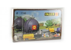 Faller Pressurized gas storage tank 2745