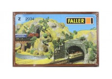Faller Bridge portals 2934