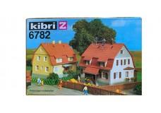 Kibri Two houses kit 6782