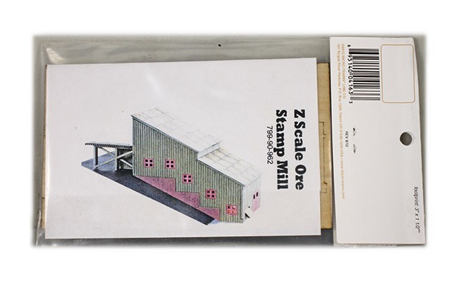 Micro-Trains Ore Stamp Mill Kit 79990962