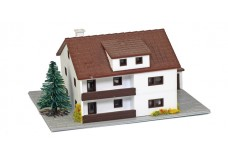 Marklin Two story house kit assembeled 8964_rtr2