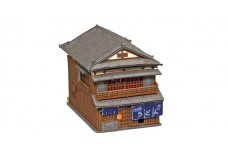Sankei Japanese 2 story house - traditional SAN14284