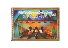 Marklin Min-Club Track Layouts 0290