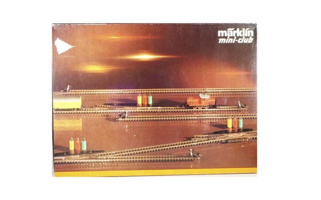 Marklin Track SET T3 8194
