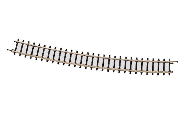 Marklin 490mm 13 degree curved track 8591