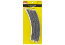 Micro-Trains 220mm x 45° Curved Track 99040913-11