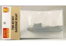 Micro-Trains Sardine boat kit 79943931