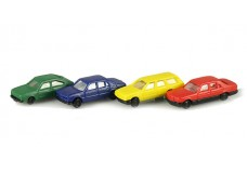 Marklin Four automobiles 8952
