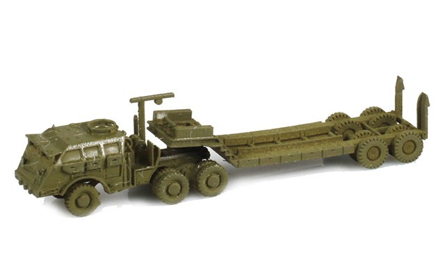 US Army tank transporter JW10551