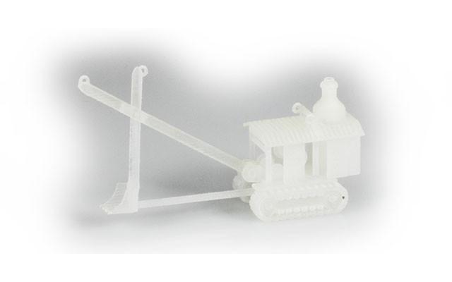Shapeways Steam crane with boom JW10580