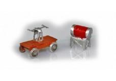 Micron-Art Handcart MA13876-rtr